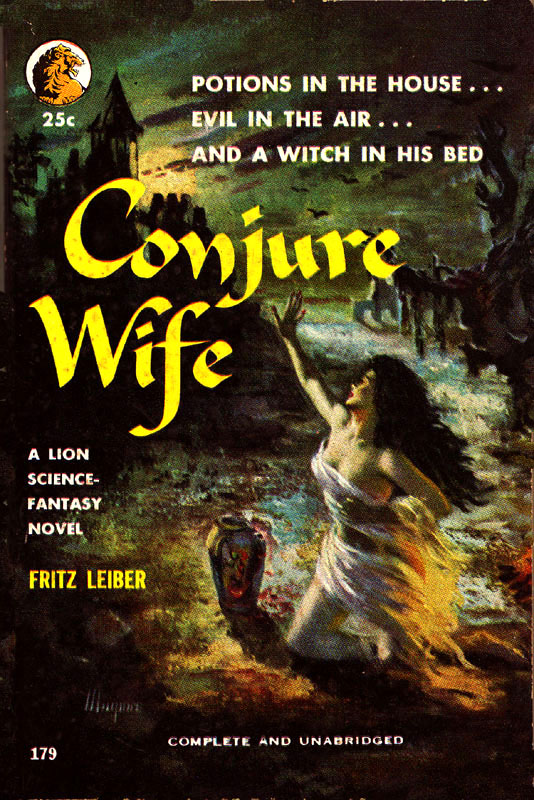 Fritz Leiber: Conjure Wife