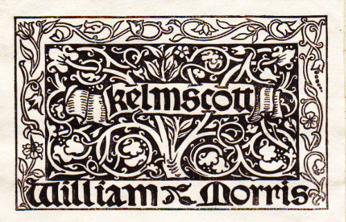 Signet der Kelmscott Press